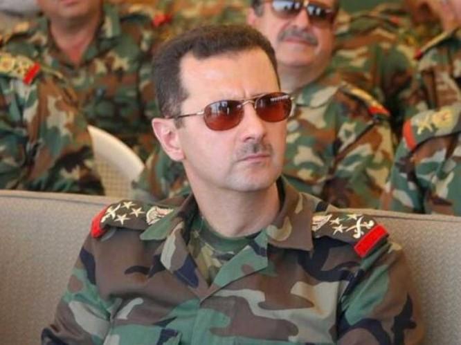 Tổng thống Syria nhận được sự ủng hộ trung thành của quân đội (ảnh tư liệu)