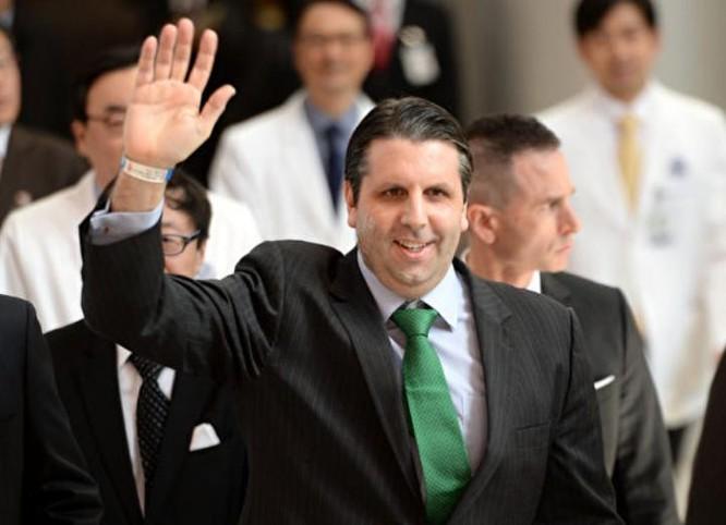 Đại sứ Mỹ tại Hàn Quốc Mark Lippert. Ảnh: Epochtimes