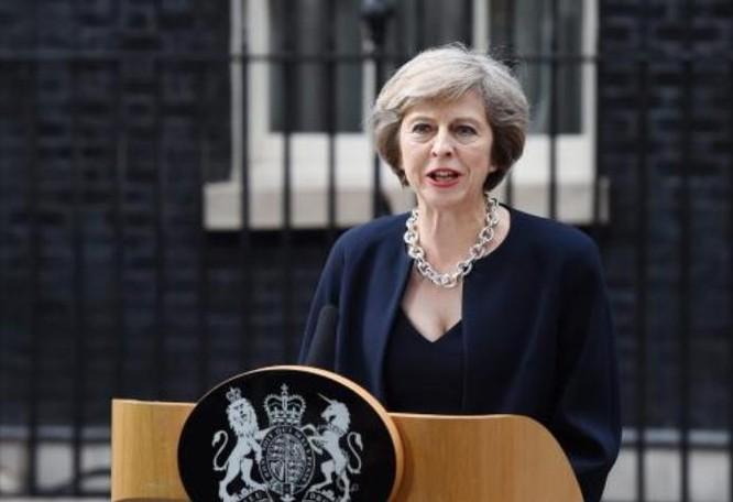 Bà Theresa May, Thủ tướng Anh (ảnh tư liệu)