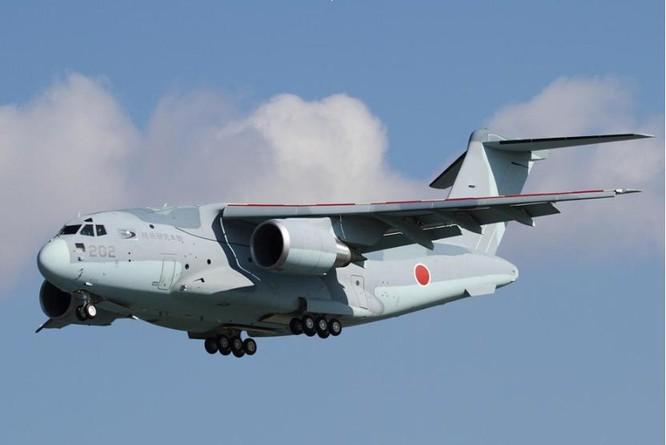 Máy bay vận tải C-2 Nhật Bản (ảnh tư liệu)