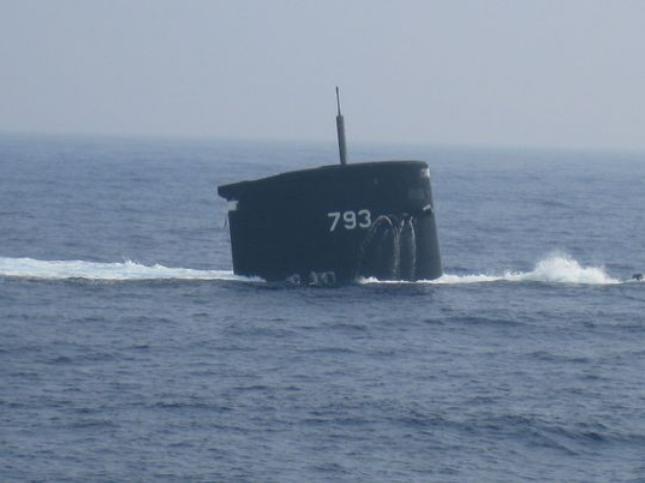 Tàu ngầm lớp Sea Dragon, Đài Loan. Ảnh: Defensenews