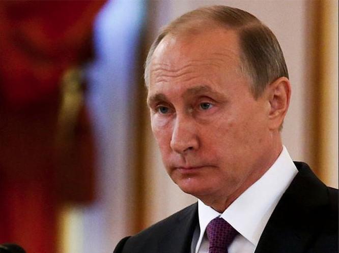 Tổng thống Nga Vladimir Putin. Ảnh: The Economic Times