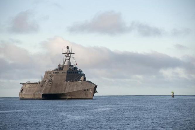 Tàu tuần duyên USS Coronado LCS-4 Hải quân Mỹ (ảnh tư liệu)