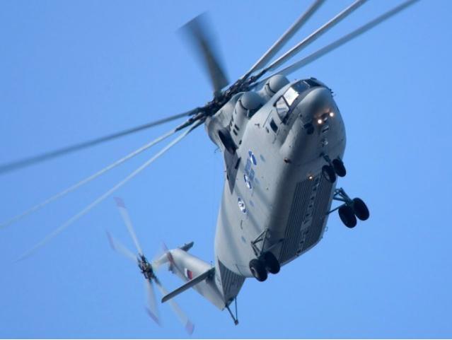 Máy bay trực thăng Mi-26T2 Nga (ảnh tư liệu)