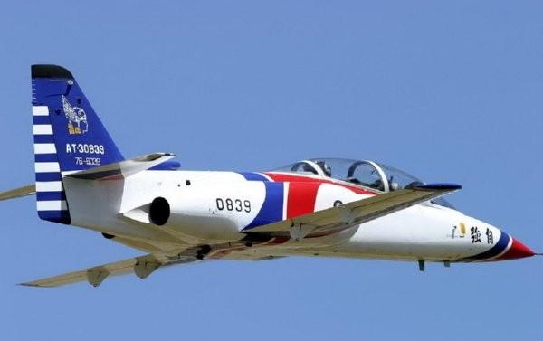 Máy bay huấn luyện AT-3 Đài Loan (Ảnh tư liệu)