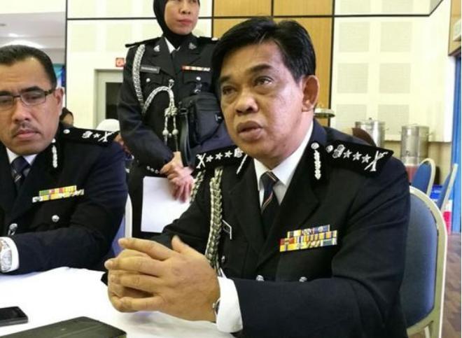 Cảnh sát Malaysia. Ảnh: Sina