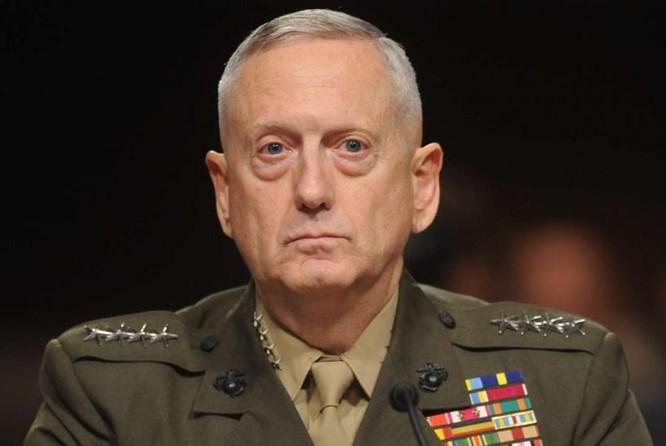 Ông James Mattis hiện là Tân Bộ trưởng Quốc phòng Mỹ. Ảnh: South China Morning Post