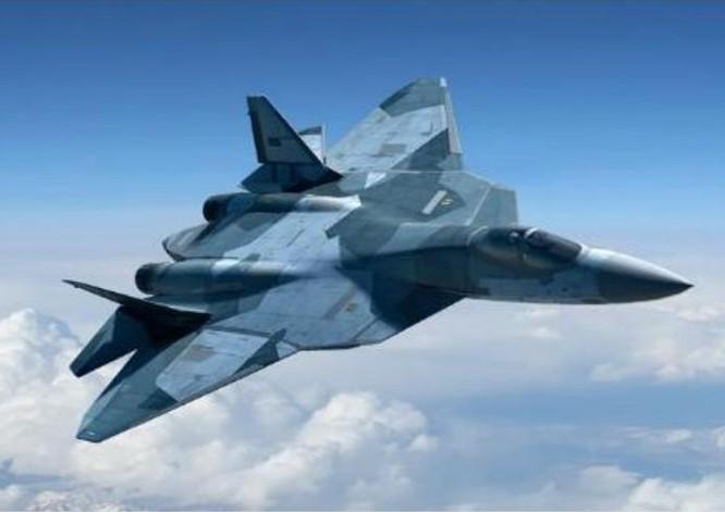 Nga và Ấn Độ sẽ hợp tác nghiên cứu chế tạo máy bay chiến đấu thế hệ thứ năm trên nền tảng máy bay chiến đấu T-50. Ảnh: Cankao