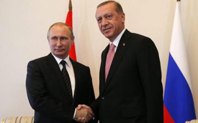 Nga hiện có quan hệ tốt với Thổ Nhĩ Kỳ. Ảnh: EPA