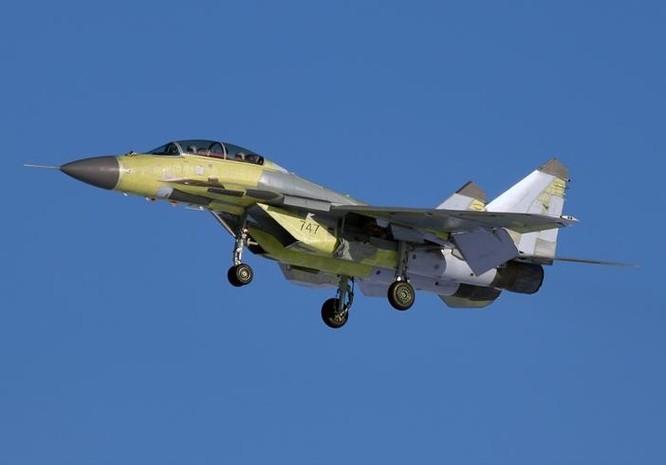 Máy bay chiến đấu MiG-29 do Nga chế tạo (ảnh tư liệu)