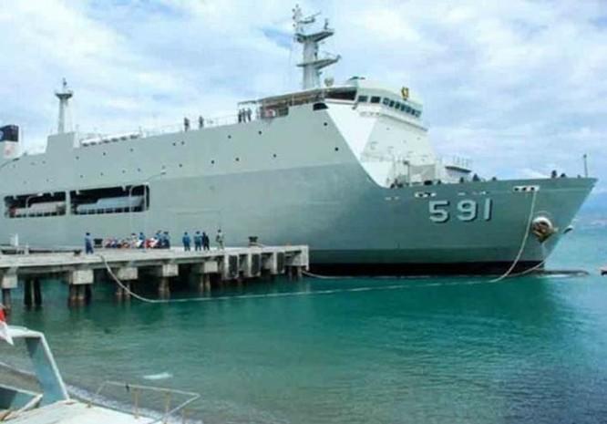 Tàu vận tải chiến lược đầu tiên mang tên BRP Tarlac do Indonesia chế tạo cho Philippines, hạ thủy ngày 17 tháng 1 năm 2016, được Philippines tiếp nhận vào tháng 5 năm 2016. Ảnh: Sina