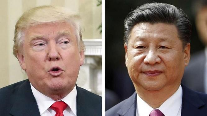 Tổng thống Mỹ Donald Trump và Chủ tịch Trung Quốc Tập Cận Bình. Ảnh: South China Morning Post