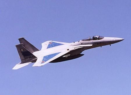 Cụm máy bay chiến đấu F-15J Nhật Bản (ảnh tư liệu)