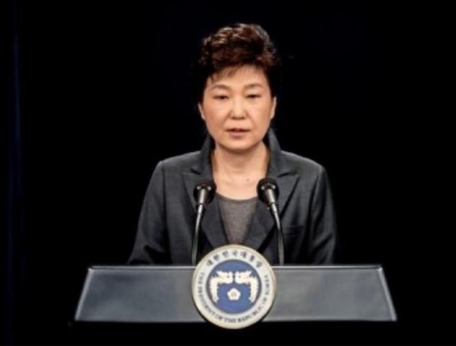 Bà Park Geun-hye. Ảnh: LTN