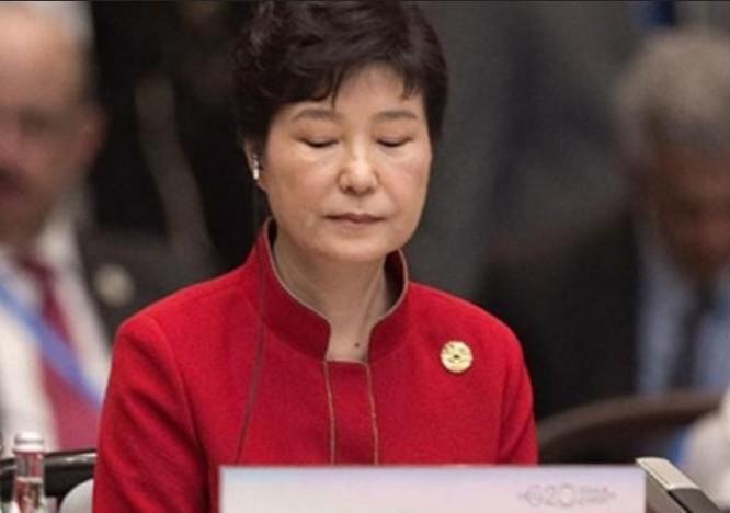 Bà Park Geun-hye chính thức bị phế truất chức Tổng thống Hàn Quốc. Ảnh: Yonhap