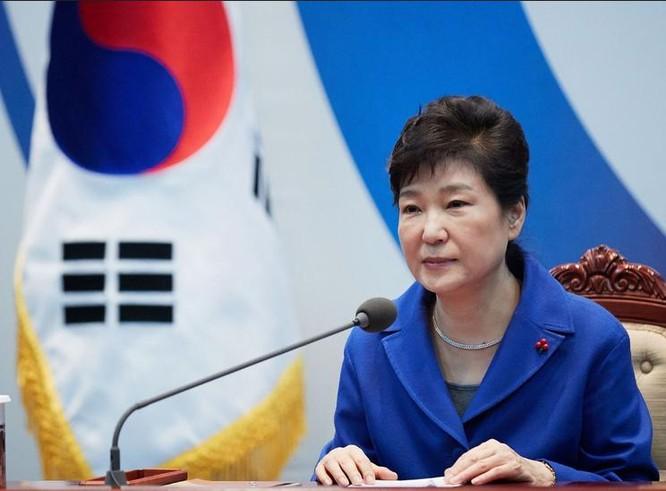 Bà Park Geun-hye đã trở thành cựu Tổng thống và là