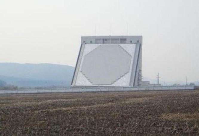 Trung Quốc triển khai radar cảnh báo sớm tầm xa ở khu vực đông bắc. Ảnh: Sina