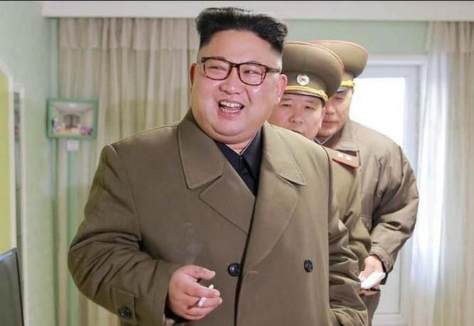 Nhà lãnh đạo Triều Tiên Kim Jong-ul. Ảnh: Mirror