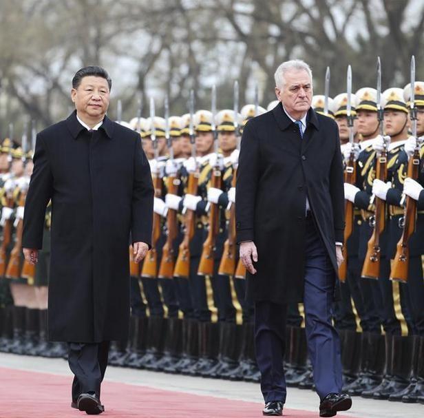 Trung Quốc tìm cách thúc đẩy chiến lược