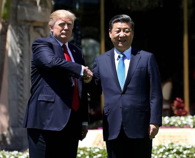 Từ ngày 6 - 7/4/2017, Tổng thống Mỹ Donald Trump và Chủ tịch Trung Quốc Tập Cận Bình tiến hành hội đàm ở bang Florida, Mỹ (ảnh tư liệu)