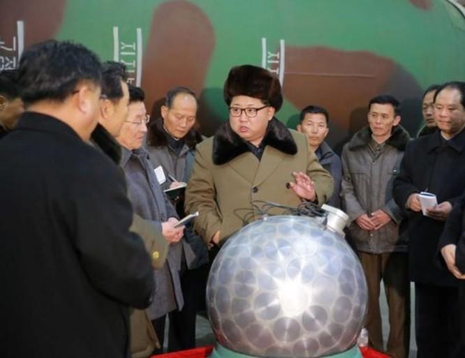 Nhà lãnh đạo Triều Tiên Kim Jong-ul. Ảnh: KCNA