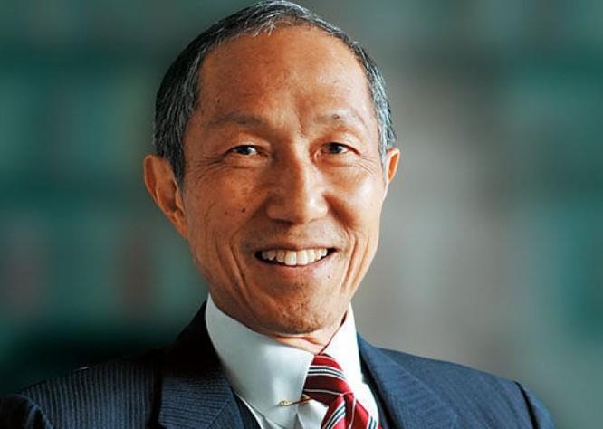 Cựu Thứ trưởng Quốc phòng Đài Loan Lâm Trung Bân. Ảnh: Storm.mg