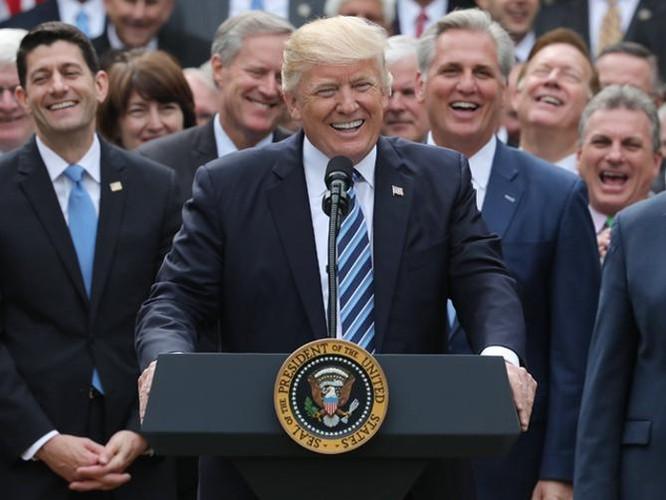 Tổng thống Mỹ Donald Trump. Ảnh: The Economic Times