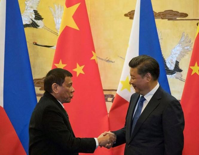 Từ ngày 18 - 21/10/2016, Tổng thống Philippines Rodrigo Duterte tiến hành chuyến thăm
