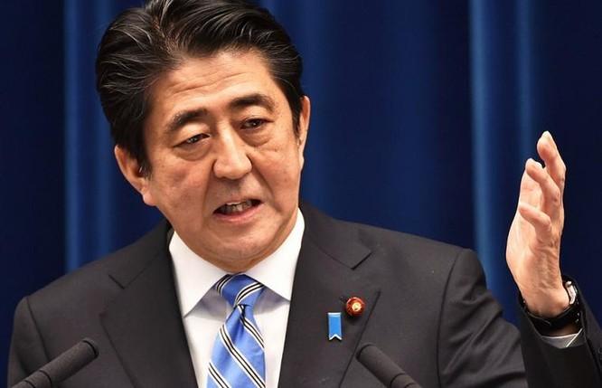Thủ tướng Nhật Bản Shinzo Abe. Ảnh: South China Morning Post
