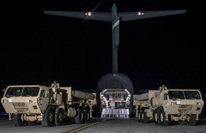 Mỹ đã triển khai THAAD ở Hàn Quốc. Ảnh: Ftchinese