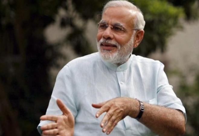 Thủ tướng Ấn Độ Narendra Modi. Ảnh: The Financial Express
