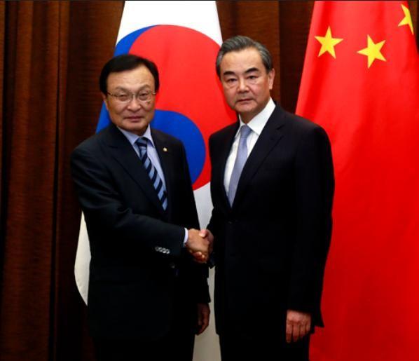 Bộ trưởng Ngoại giao Trung Quốc Vương Nghị. Ảnh: fmprc.gov.cn