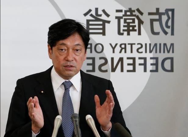 Bộ trưởng Quốc phòng Nhật Bản Itsunori Onodera. Ảnh: PressFrom.