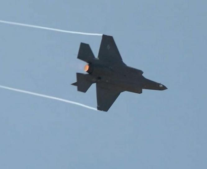 Mỹ chưa bán máy bay chiến đấu tàng hình F-35 cho Đài Loan. Ảnh: Defense News.