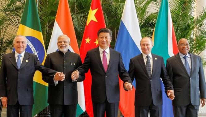 Hội nghị Thượng đỉnh BRICS sẽ được tổ chức ở Hạ Môn, Trung Quốc từ ngày 3 - 5/9/2017. Ảnh: The Guardian Nigeria.