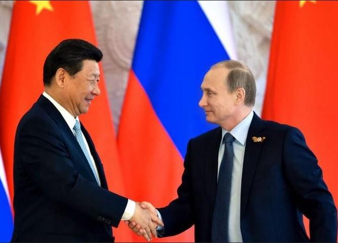 Trung Quốc và Nga sẽ xây dựng đồng minh thương mại? Ảnh: Odisha News Insight.