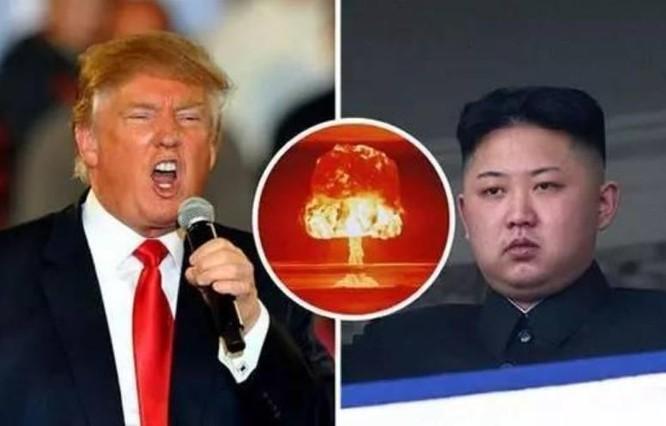Mỹ có thể sẽ ưu tiên phương án quân sự trong vấn đề Triều Tiên thời gian tới. Ảnh: Sohu.