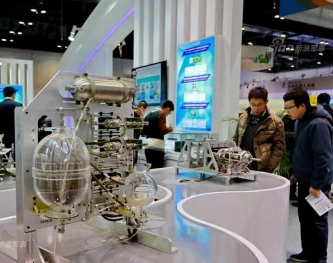 Trung Quốc phát triển công nghệ chống vệ tinh. Ảnh: Sina.