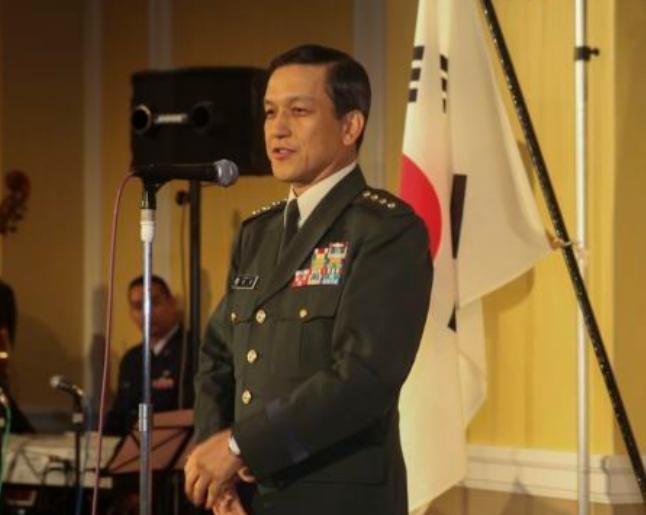 Cựu Tham mưu trưởng Lực lượng Phòng vệ Mặt đất Nhật Bản Kiyofumi Iwata. Ảnh: DOD.