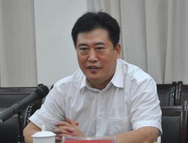 Ông Trương Kiến Tân, cựu Bí thư Đảng ủy Tập đoàn Y dược Thiên Tân, Trung Quốc. Ảnh: Tân Hoa xã.