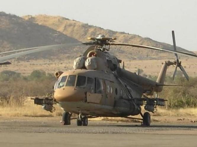 Động cơ TV3-117VMA-SBM1V được lắp cho máy bay trực thăng Mi-8 MTV-1-5. Ảnh: Sina.