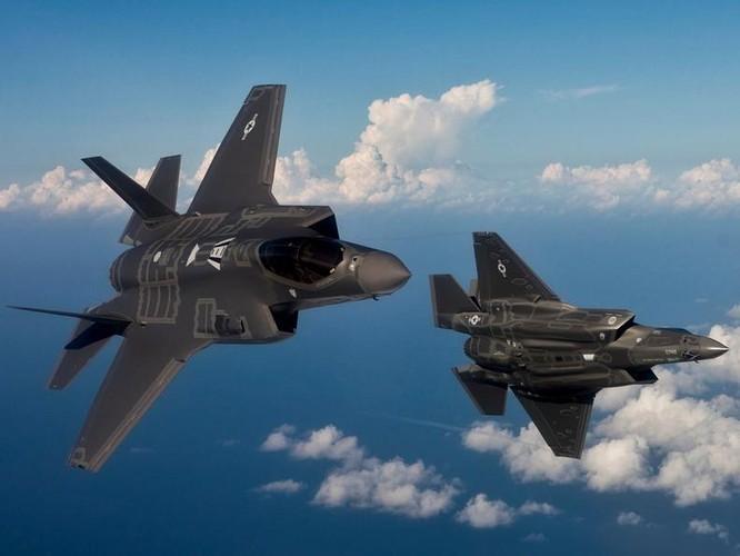 Máy bay chiến đấu F-35 Mỹ. Ảnh: Defense News.