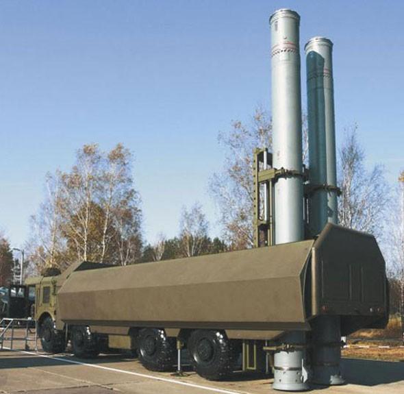 Hệ thống tên lửa phòng thủ bờ biển K300P Bastion-P Việt Nam mua của Nga.