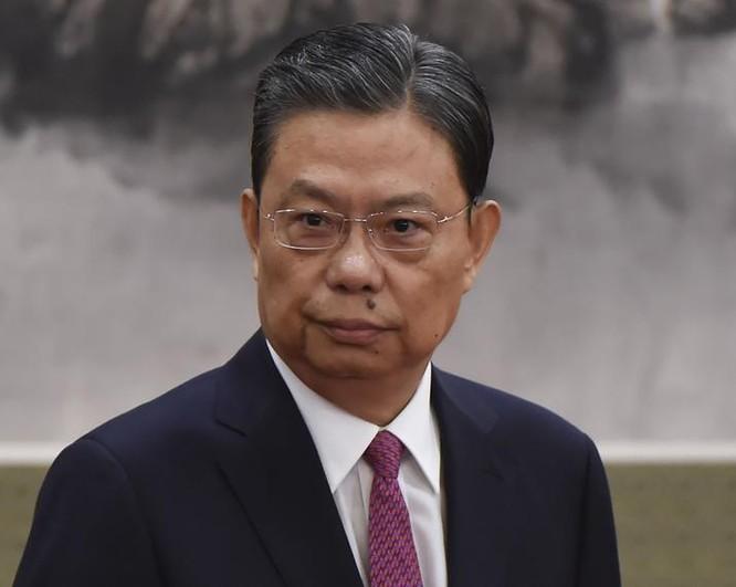 Ông Triệu Lạc Tế. Ảnh: Channel8news.