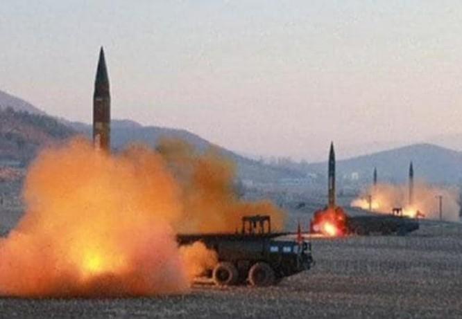 Từ giữa tháng 9/2017 đến nay, Triều Tiên đã dừng các hoạt động phóng tên lửa và thử hạt nhân. Ảnh: The Telegraph.
