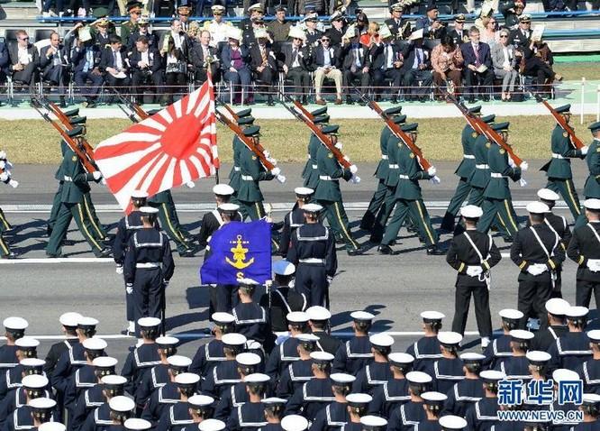 Nhật Bản muốn chuyển đổi Lực lượng Phòng vệ thành quân đội chính quy.