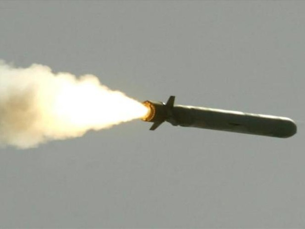 Tên lửa hành trình Tomahawk. Ảnh: NY Daily News.
