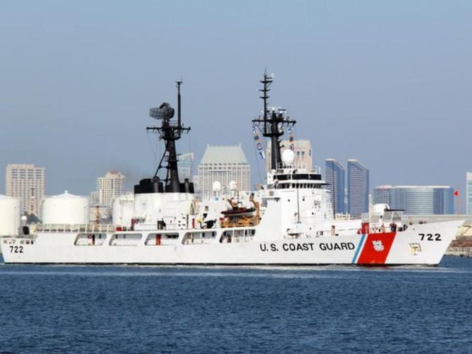 Ngày 25/5/2017, Mỹ chuyển giao tàu tuần tra USCGC Morgenthau lớp Hamilton cho Cảnh sát biển Việt Nam.