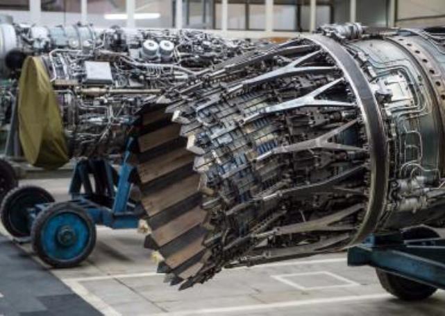 Động cơ Izdeliye-30 trang bị cho máy bay chiến đấu Su-57 Nga. Ảnh: Sina.