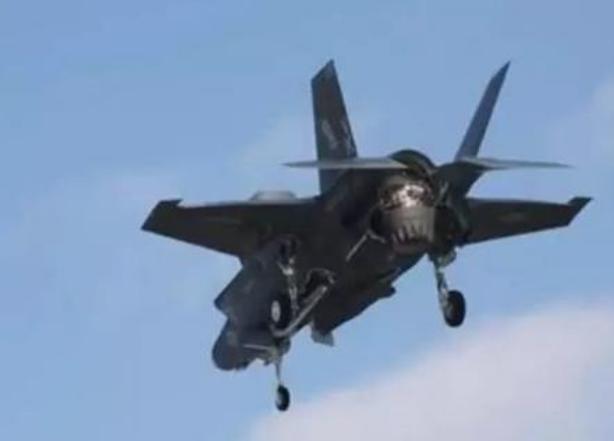 Máy bay chiến đấu tàng hình F-35B do Mỹ chế tạo. Ảnh: Sina.